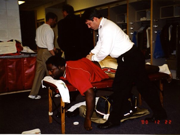 Sports Rehab With Jerry Rice